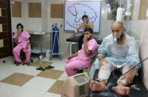 """Siria, """"Assad ha usato gas cloro contro civili"""". E Isis colpisce tank turchi"""