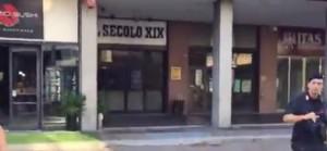 Genova. Allarme bomba davanti a sede Secolo XIX, chiusa piazza ma...