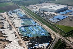 Cina parcheggia montagna di alluminio in Messico per fregare gli Usa