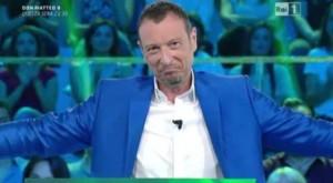 "Amadeus batte Gerry Scotti: ascolti alle stelle per ""Reazione a catena"""
