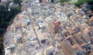 Terremoto Amatrice, emergenza acqua: non potabile, uso vietato da sindaco