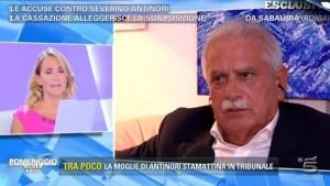 "Severino Antinori insulta Barbara D'Urso in diretta tv: ""Questa putt..."""