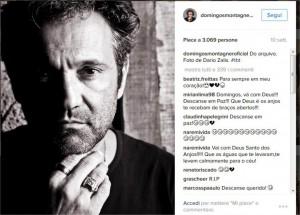 Domingos Montagner, morto annegato il famoso attore di soap opera