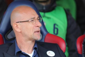 Guarda la versione ingrandita di Calciomercato Palermo, mistero Ballardini: dimissioni in arrivo? FOTO ANSA