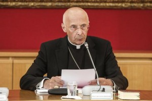 "Migranti, cardinal Bagnasco (Cei): ""Italia lasciata troppo sola"""