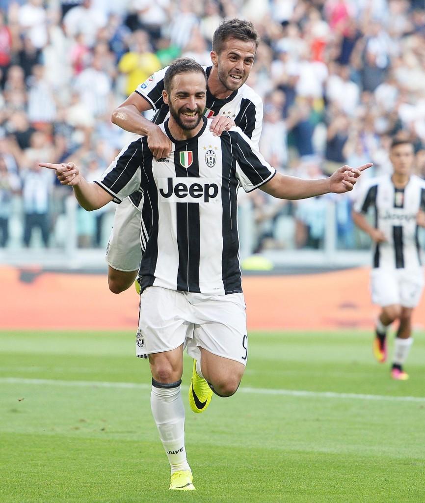Soccer: Serie A;Juventus-Sassuolo
