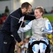 Paralimpiadi Rio 2016, Beatrice Vio medaglia d'oro nel fioretto FOTO 3