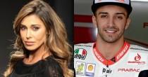 Belen Rodriguez e Andrea Iannone: vacanze salate per il pilota…