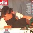 Belen Rodriguez e Andrea Iannone: fuga romantica a Santorini FOTO