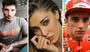 Guarda la versione ingrandita di Belen Rodriguez, Andrea Iannone sotto casa e De Martino…VIDEO