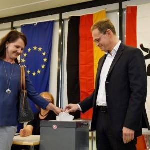 Guarda la versione ingrandita di Germania, elezioni Berlino: crolla Cdu di Merkel. Entrano i populisti Afd