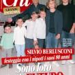 Con queste parole Silvio Berlusconi apre l'intervista rilasciata ad Alfonso Signorini su Chi, l'unica che l'ex premier ha concesso in occasione dei suoi ottant'anni2