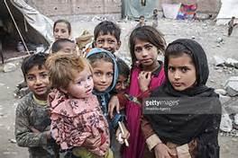 Guarda la versione ingrandita di Bambini rifugiati