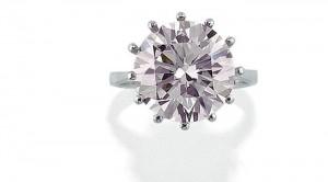 Diamante rosa da 700mila euro: asta Bolaffi da record FOTO