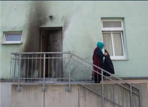 Guarda la versione ingrandita di Attacco bomba a Dresda: ordigni davanti a moschea e centro congressi