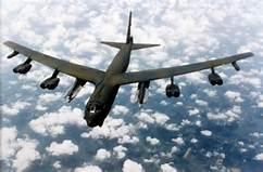Guarda la versione ingrandita di Un bombardiere Usa
