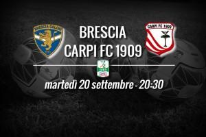 Brescia-Carpi streaming-diretta tv, dove vedere Serie B