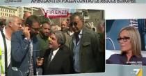 """VIDEO YOUTUBE Scontro Brunetta-Meli: """"La querelo, mi ha dato del buffone"""""""
