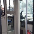 Napoli, cabine blindate sui bus come sugli aerei02