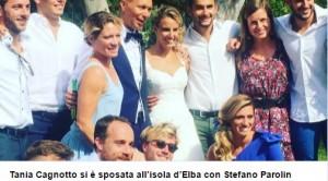 Tania Cagnotto e Stefano Parolin sposi9