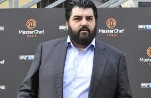 """Antonino Cannavacciuolo: """"Non sono una star, sono il cuoco di Masterchef"""""""
