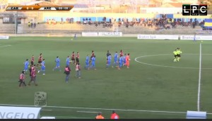 Carrarese-Arezzo Sportube: streaming diretta live, ecco come vederla