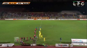 Casertana-Taranto Sportube: streaming diretta live, ecco come vederla