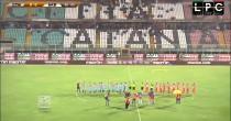 Catania-Fondi 1-1: highlights Sportube su Blitz