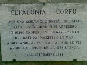 Cefalonia, gli italiani non furono tutti eroi