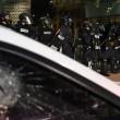 YOUTUBE Usa, nuova notte di scontri a Charlotte: un ferito grave. E' stato di emergenza 3