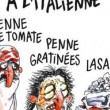 Terremoto Centro Italia, vignetta choc di Charlie Hebdo