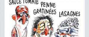 """Charlie Hebdo, replica sferzante su Amatrice: """"Caso da manicomio"""""""