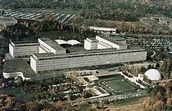 Il quartier generale della Cia a Langley