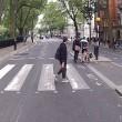 """YOUTUBE Pedone contro ciclista, quasi rissa: """"Ti devi fermare, è la legge!""""03"""