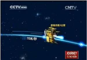 Sonda spaziale impatterà con la Terra nel 2017, comunicazione dalla Cina