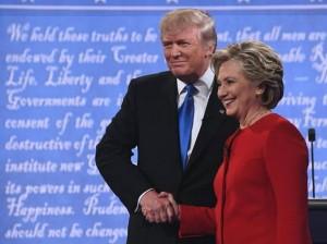 Clinton - Trump, primo duello tv: vince Hillary ai punti