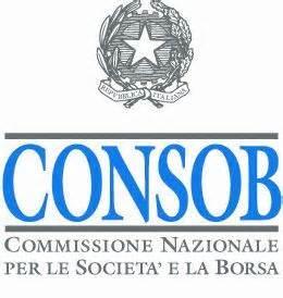 Logo della Consob
