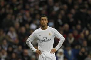 Guarda la versione ingrandita di Cristiano Ronaldo (foto Ansa)