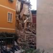 Roma: crolla palazzina a Ponte Milvio: appena sgomberata dopo sopralluogo8