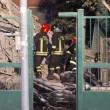 Roma: crolla palazzina a Ponte Milvio: appena sgomberata dopo sopralluogo5