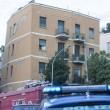Roma: crolla palazzina a Ponte Milvio: appena sgomberata dopo sopralluogo3