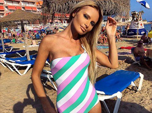 Dana Borisova hackerata come Diletta Leotta: online foto private6