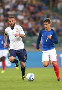 Daniele De Rossi, infortunio al polpaccio: salta Israele-Italia, torna a Roma