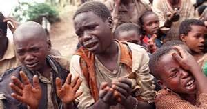 Bambini a Darfur