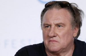 "Depardieu: ""Cinema è morto. Che schifo tv, internet e politici."