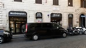 McDonald's a Piazza di Spagna