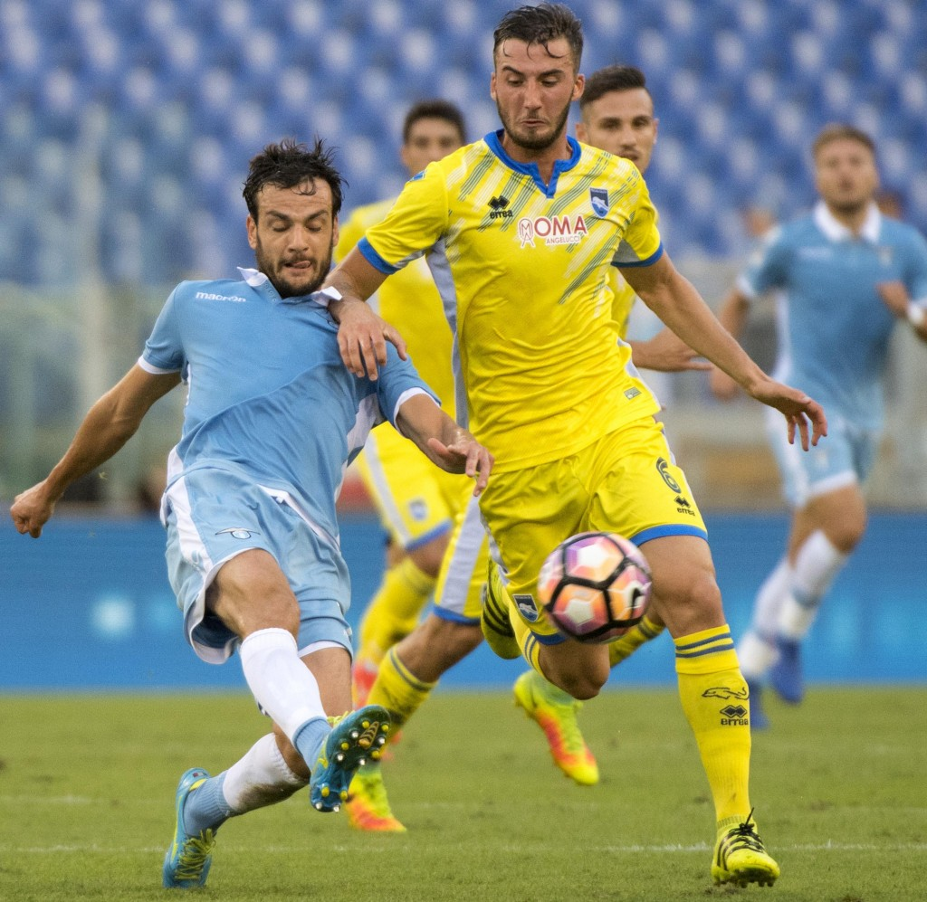 Italy's Serie A: Lazio - Pescara