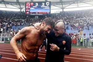 """Totti 'avvisa' Spalletti: """"Perché devo smettere? Se sto così..."""""""