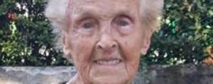 Bergamo città di donne centenarie: Elda ha 106 anni, Eva 107