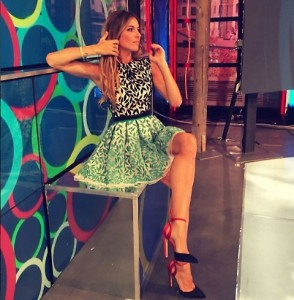 Eleonora Pedron (foto Instagram)